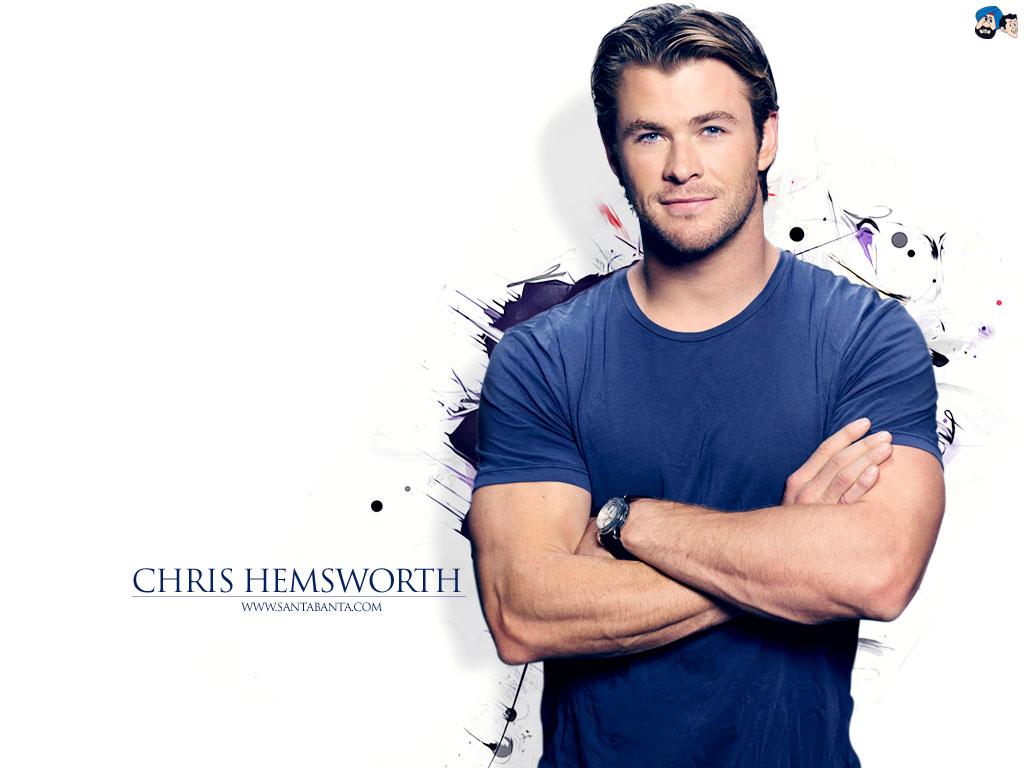 Chris Hemsworth Wallpaper 4 1024x768