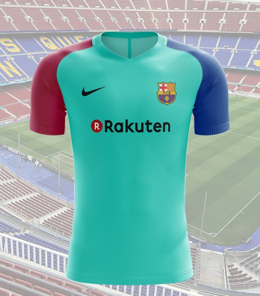 sale retailer f7550 dd76f 93+] Barcelona Kits 2017-2018 Wallpapers on WallpaperSafari