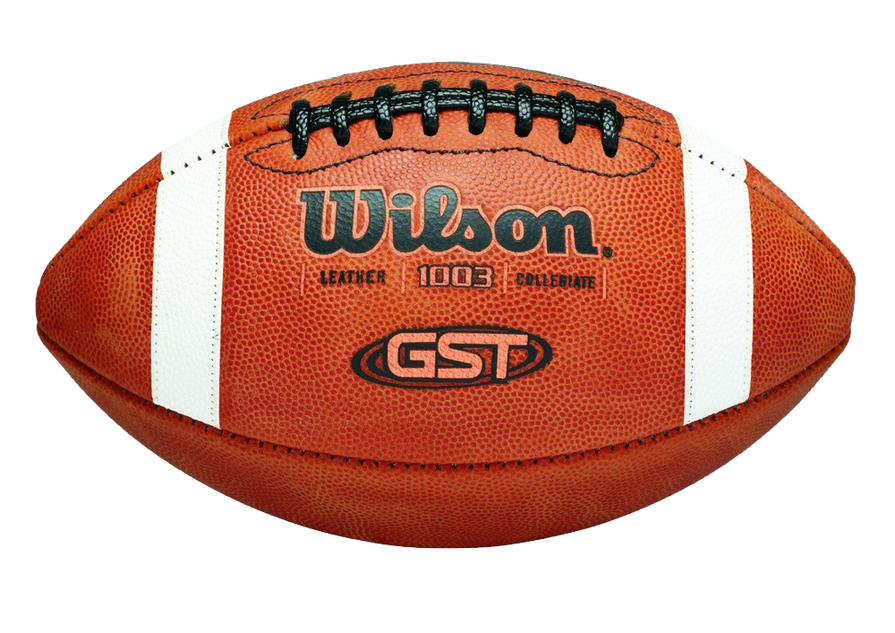 Wilson American football no background sports image 895x633
