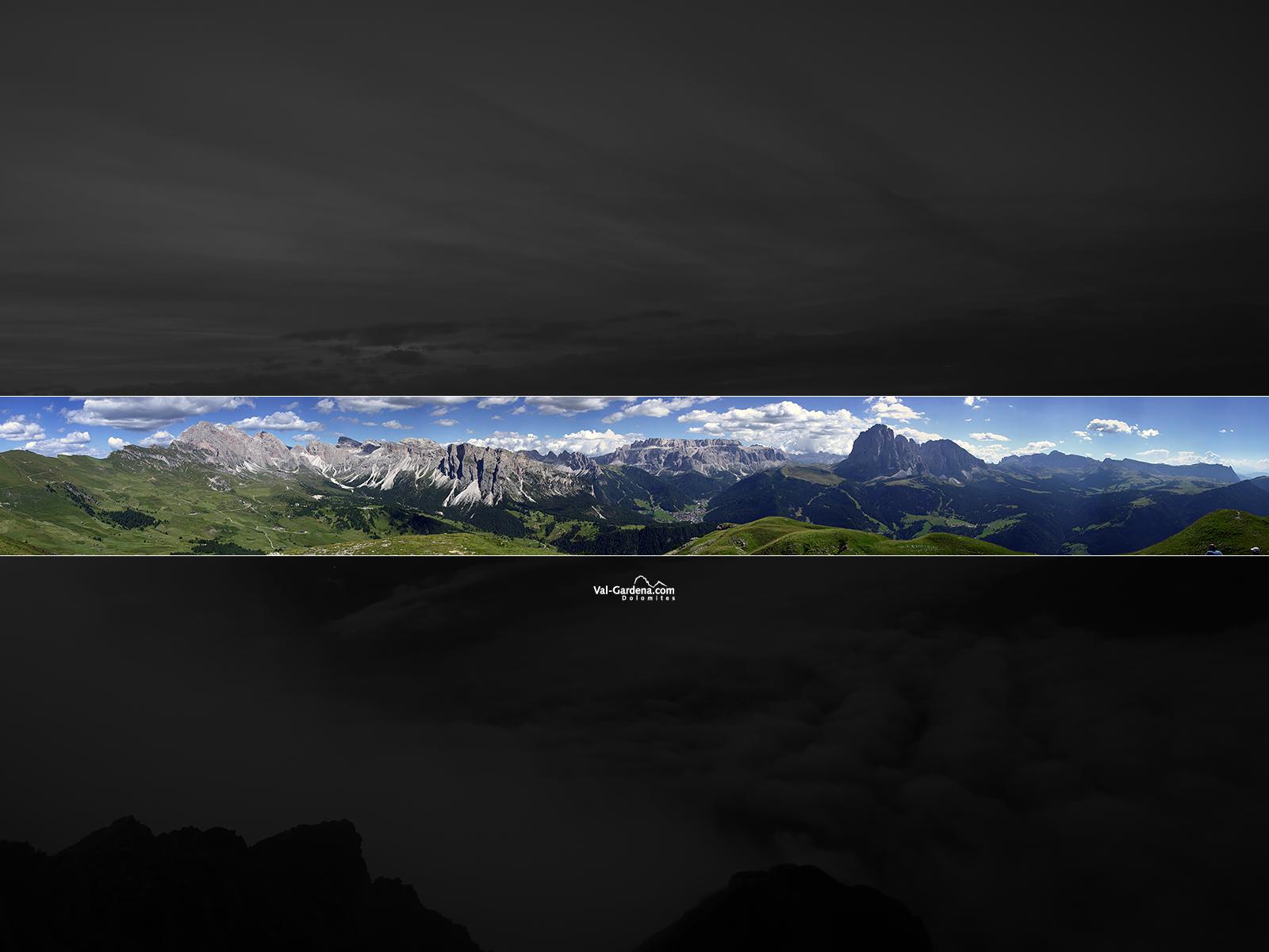 Wallpaper of Dolomites Val Gardena   Desktop Images Val Gardena 1600x1200