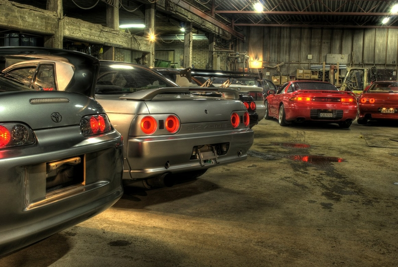 Car garage wallpaper wallpapersafari for Garage auto plus herblay