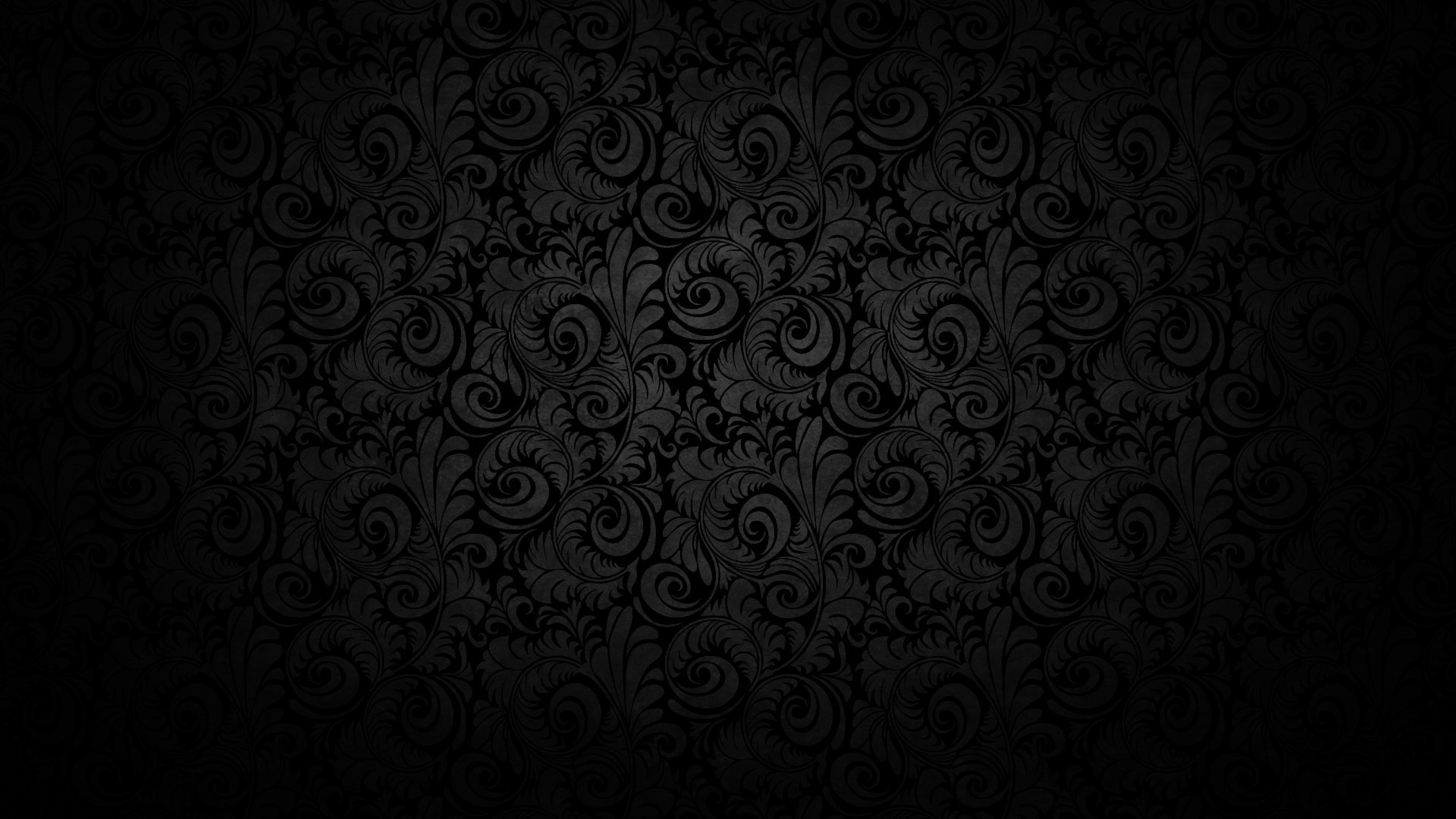 4K Wallpaper Dark - WallpaperSafari