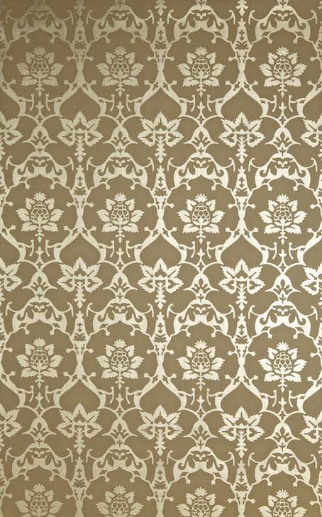 Brocade by Farrow Ball Wallpaper Direct 454x729