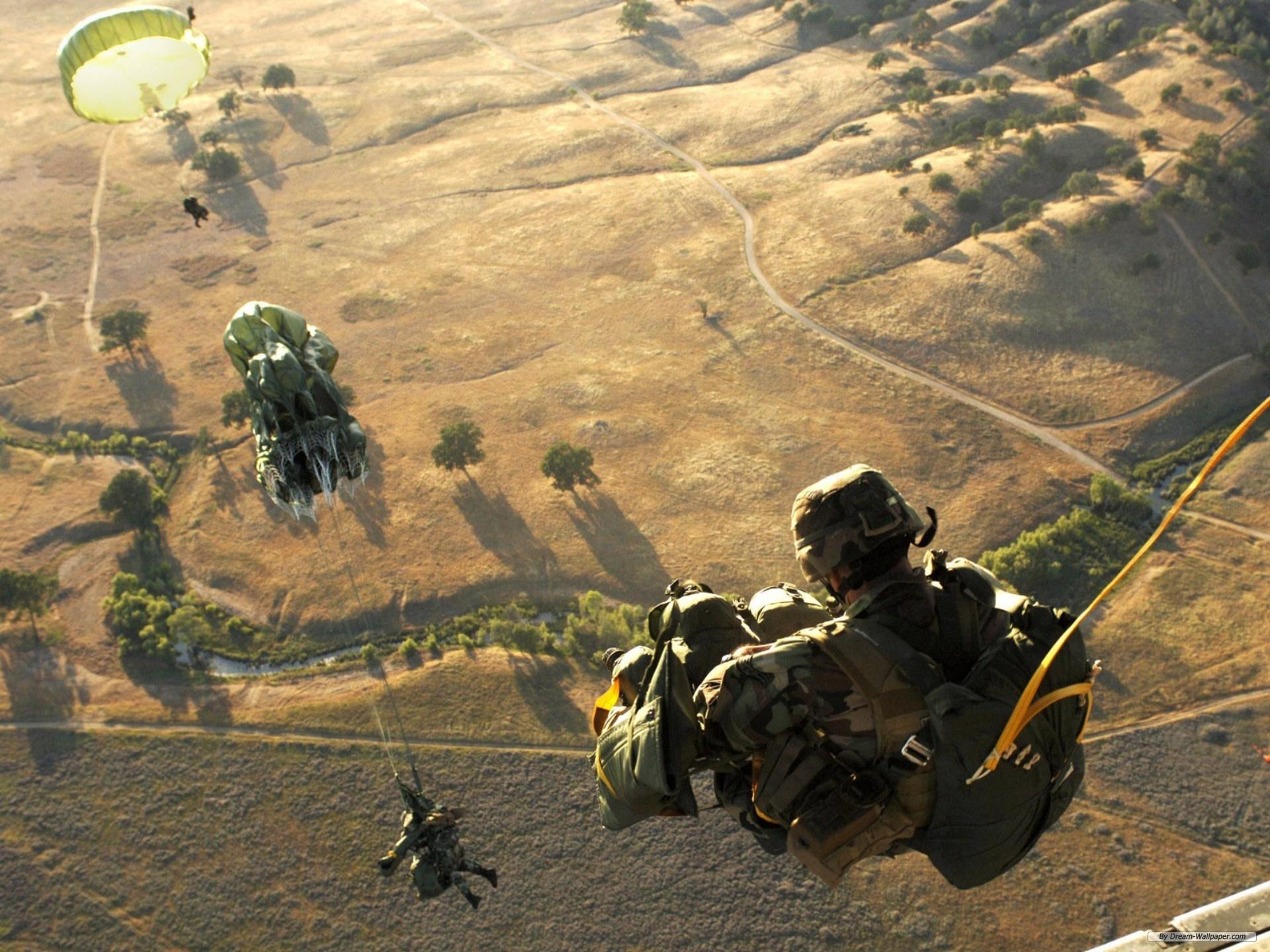 48+] Paratrooper Wallpaper Images on WallpaperSafari