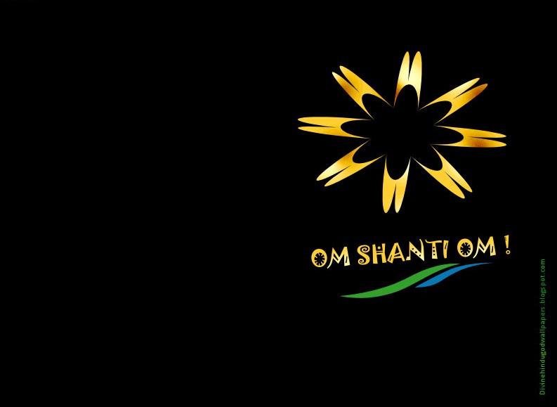 HINDU GOD WALLPAPERS Om Shanti Om Wallpapers 793x579