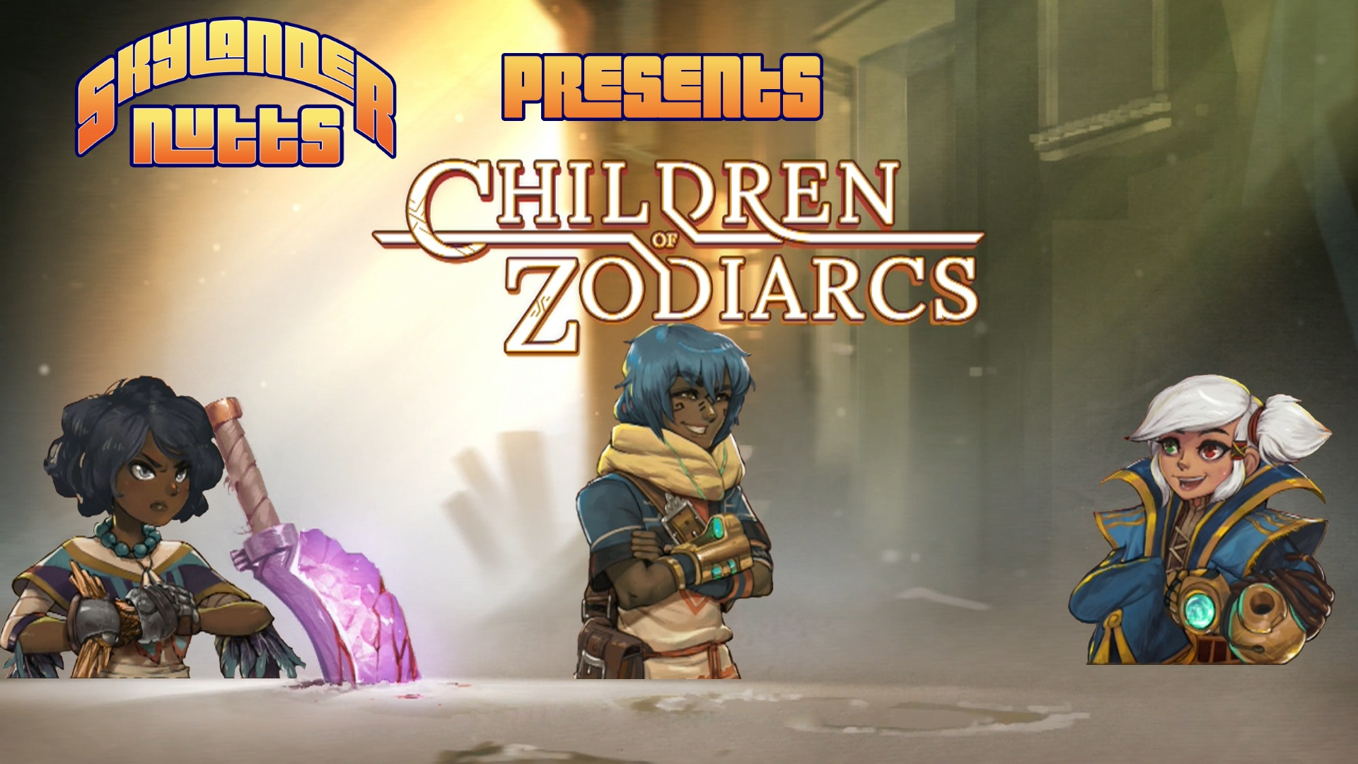 SkylanderNutts Presents Children of Zodiarcs   SkylanderNutts 1920x1080