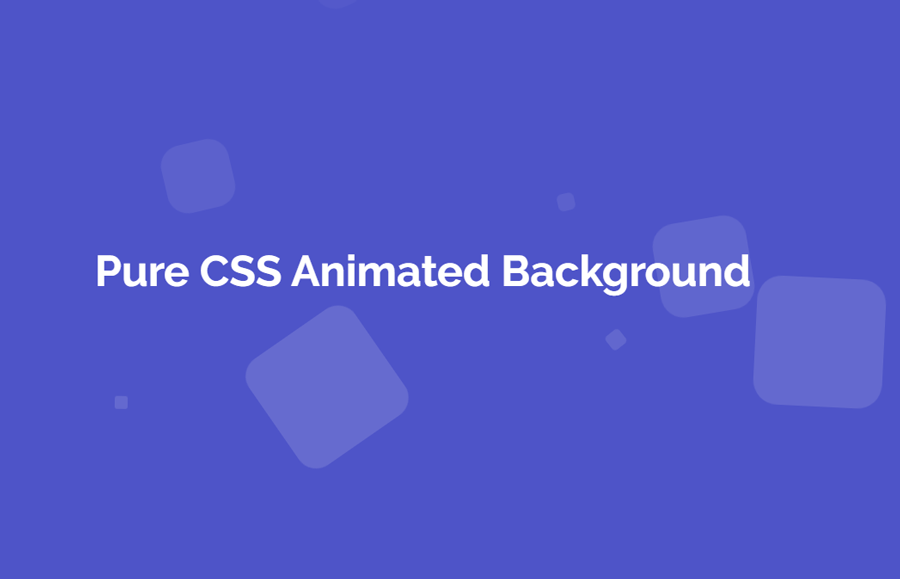 Animated Website Background with HTML5 Codeconvey 900x579