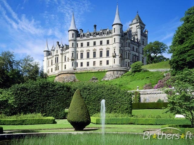 Download Real Castle Screensaver Real Castle Screensaver 10 640x480