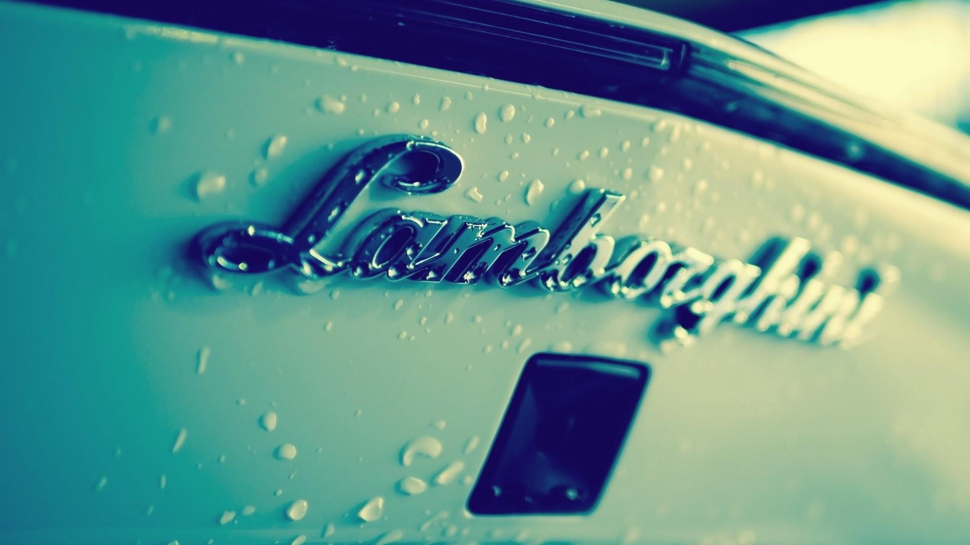 Lamborghini emblem logo hd wallpaper background   HD Wallpapers 1920x1080