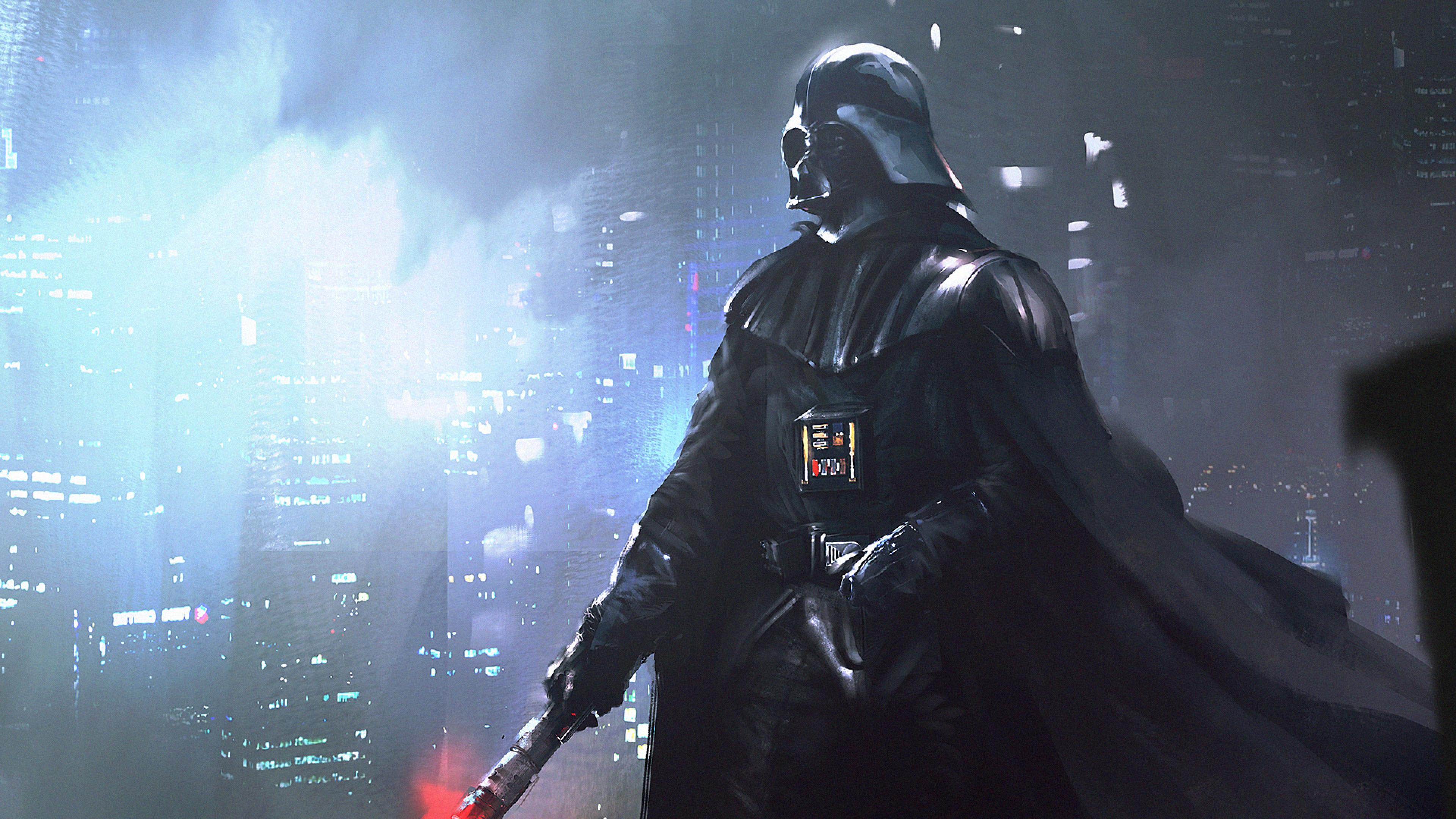 star wars darth vader anakin skywalker 3840x2160