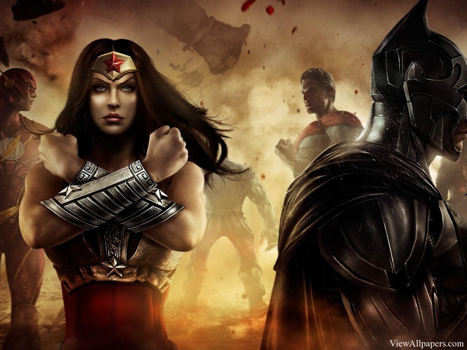 1280x1024 Wonder Woman Movie 1280x1024 Resolution Hd 4k: Superman Wonder Woman Wallpaper