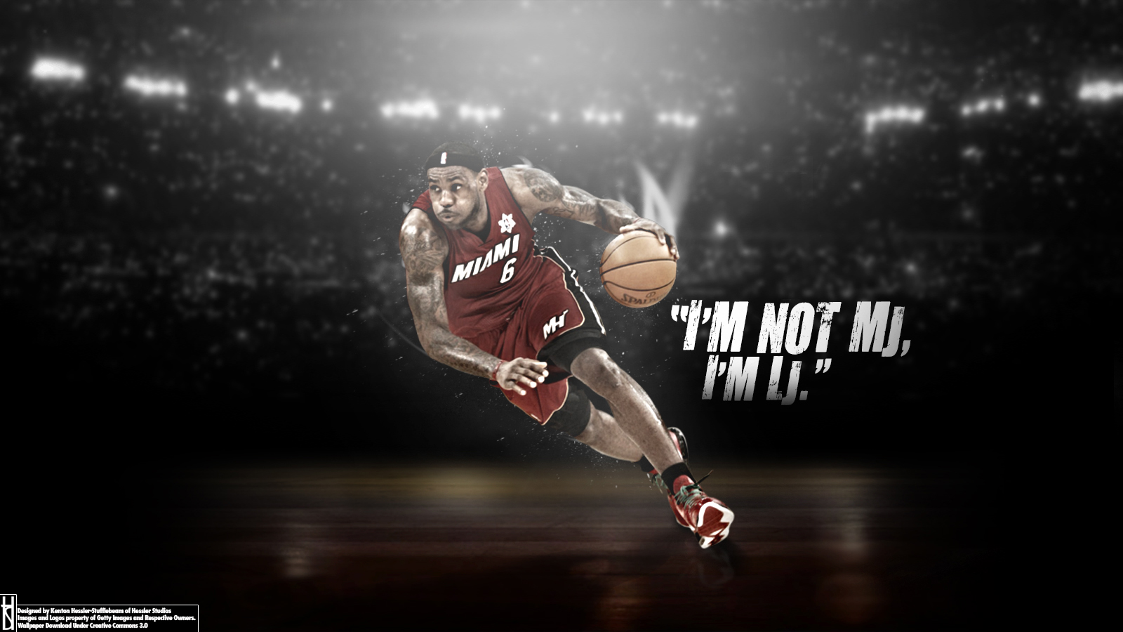 LeBron James HD Wallpapers 2015 1600x900