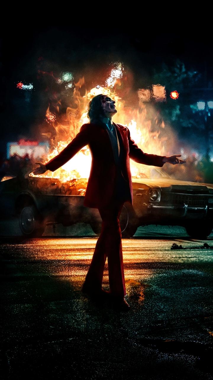 Joker IMAX Poster Moto G X Xperia Z1 Z3