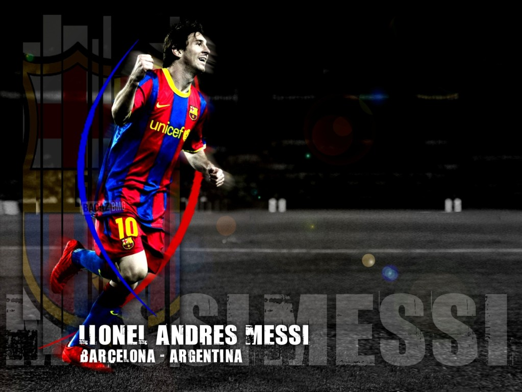 New lionel messi wallpaper number 10 barcelona players 1023x768