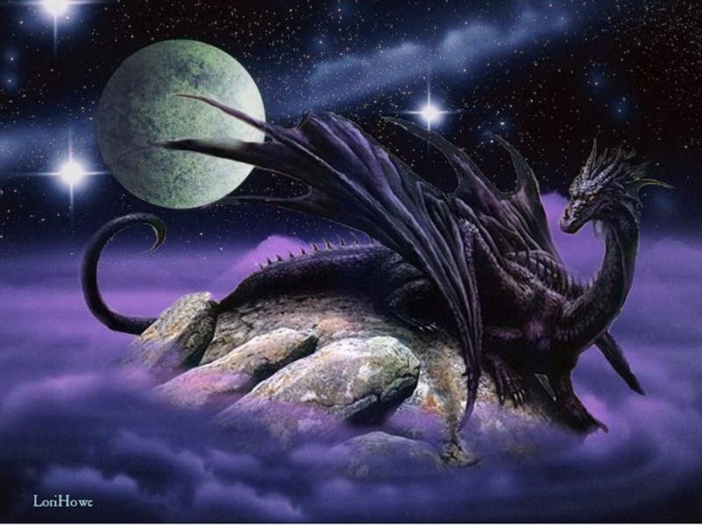 Black Dragon 26 Cool Wallpaper Wallpaper 1024x766
