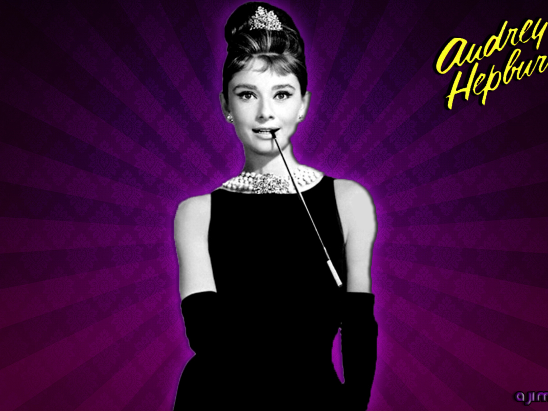 Audrey Hepburn Wallpapers Audrey Hepburn Backgrounds Audrey Hepburn 1760x1320