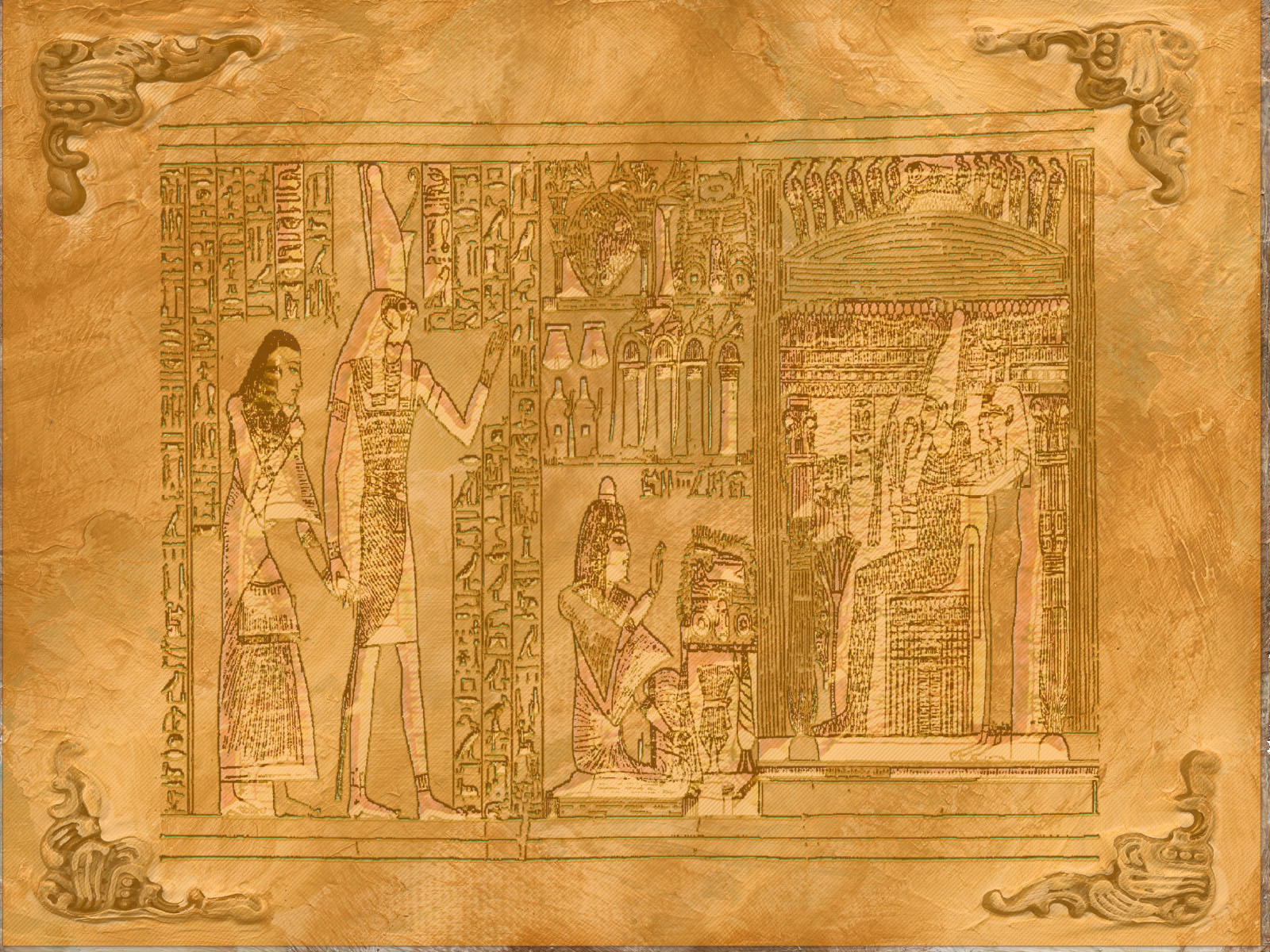 Egyptian Gods Wallpaper Backgrounds Search Results 1600x1200