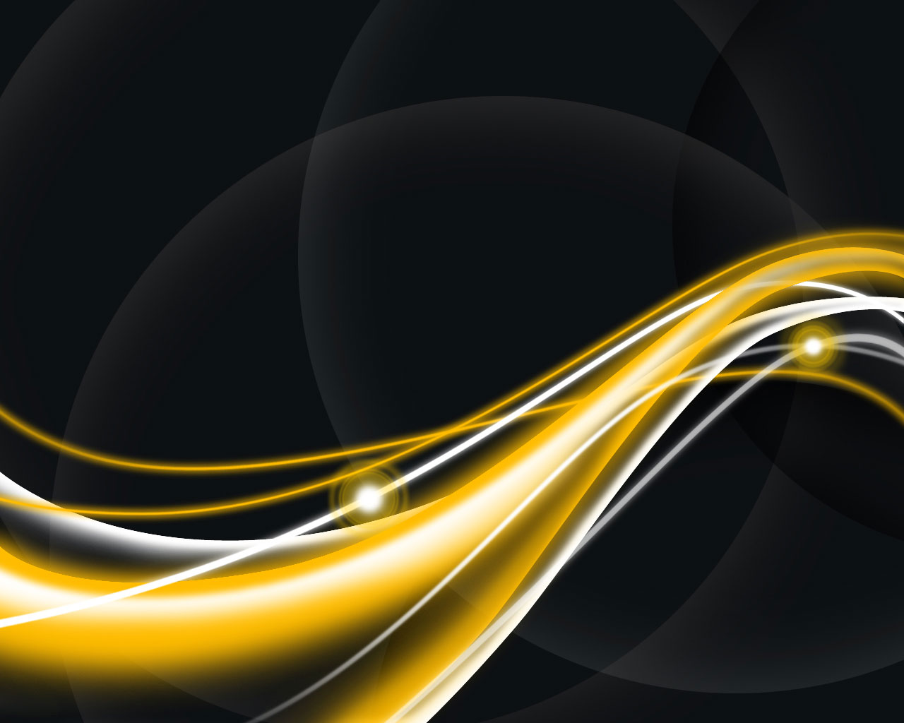 Black And Gold Abstract Wallpaper Black and Gold Abstract 1280x1024