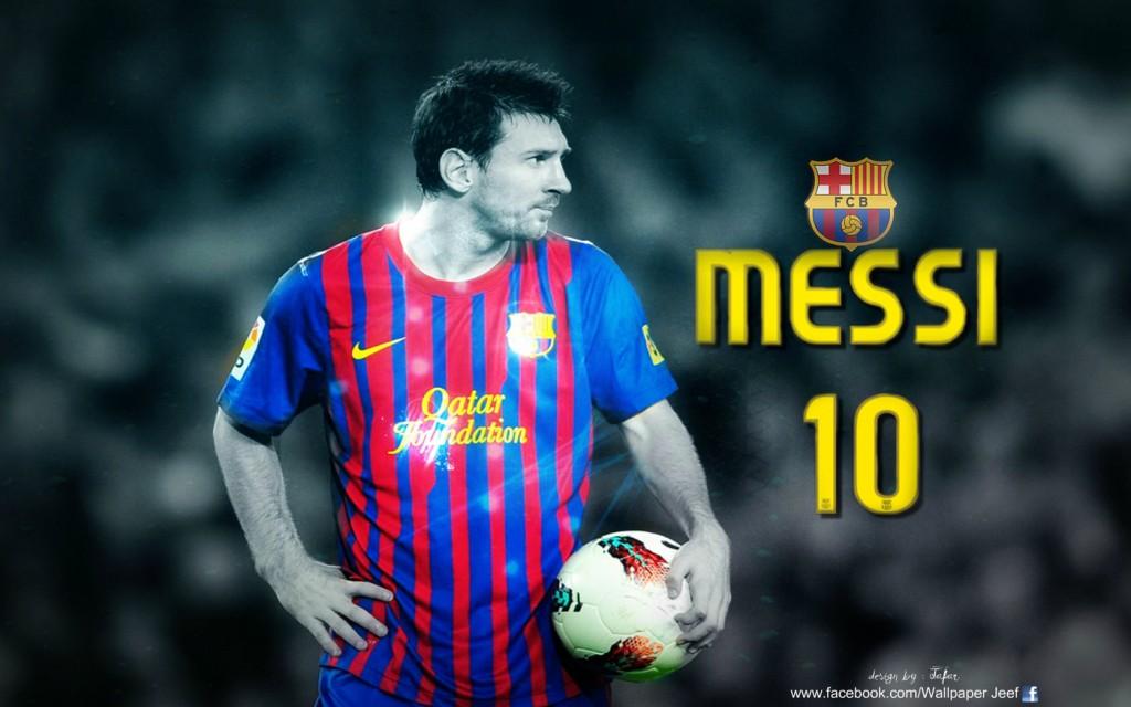 Lionel Messi 13 Jugador de Barcelona El mejor Jugador del mundo 1024x640