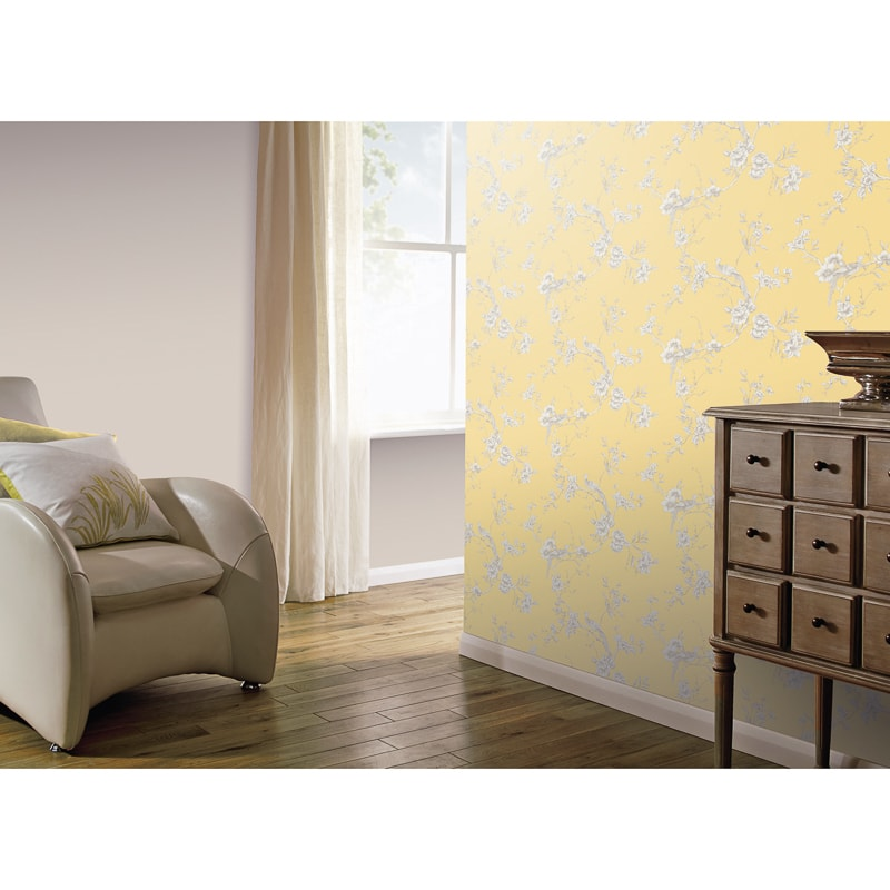 Arthouse Chinoise Wallpaper   Yellow Decorating   BM 800x800