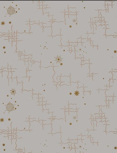 Harvey Ashlar Wall based on a c 1860s paper found in The Harvey House 400x525