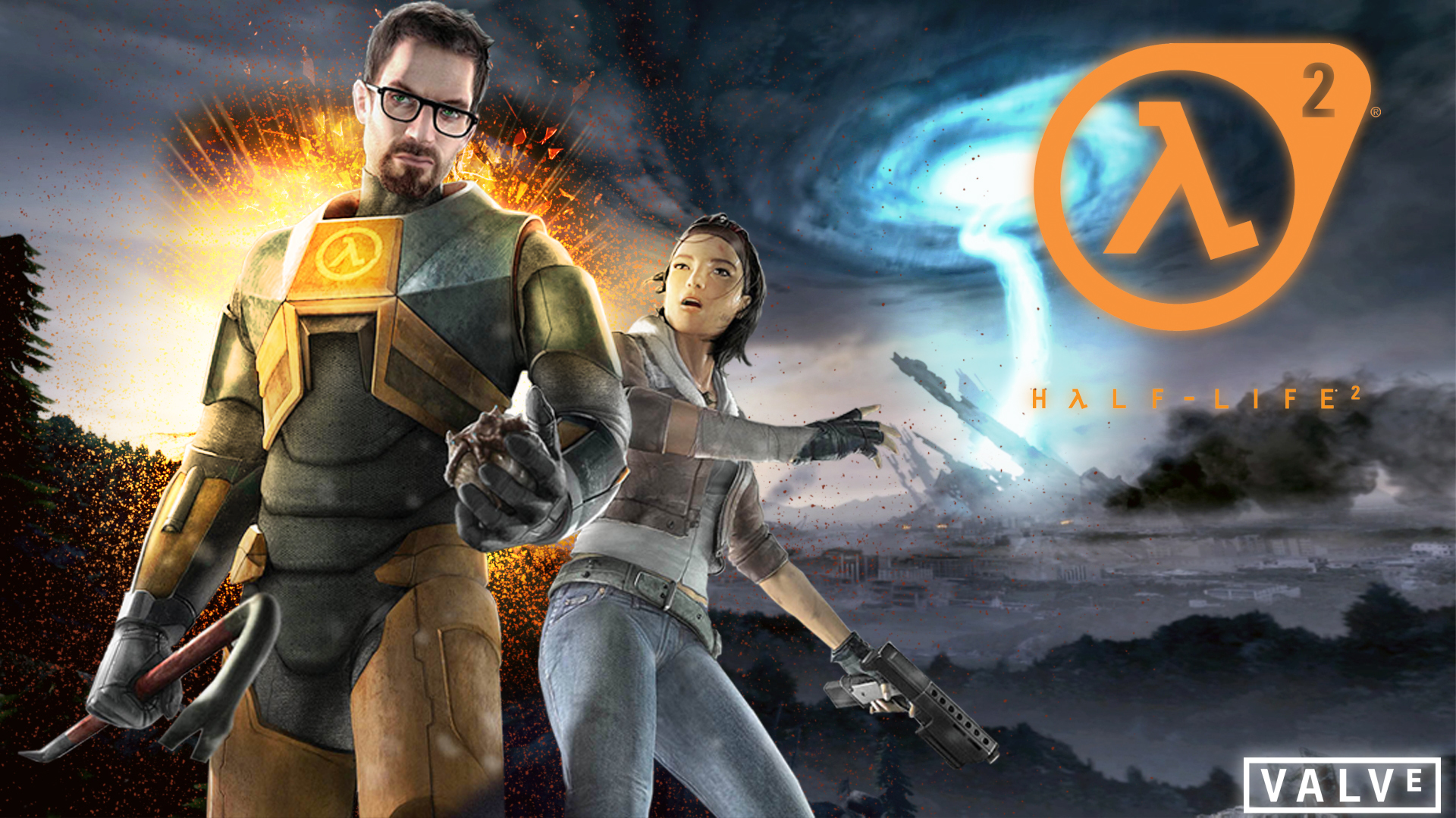 Free Download Half Life 2 Wallpaper My Style By Karl97885