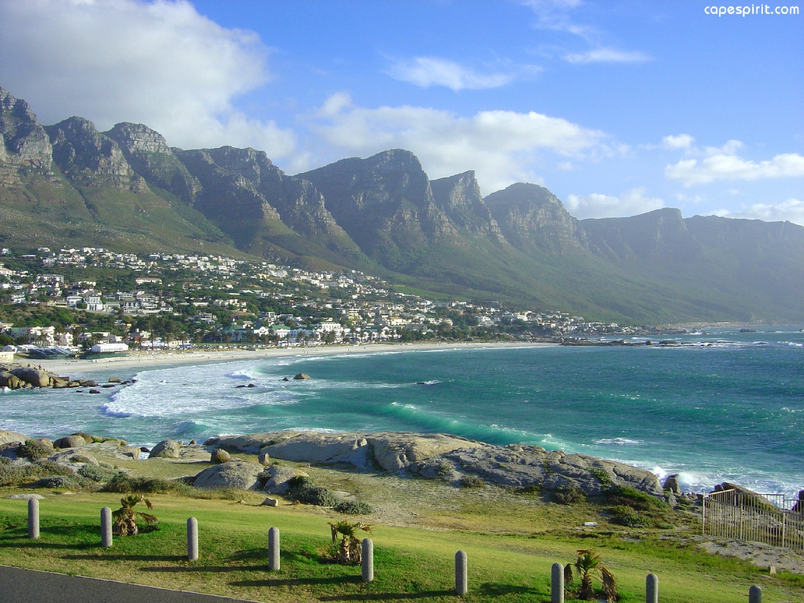 Sea view Cape Town South Africa Cape Spirit Travel wallpaperjpg 1152x864