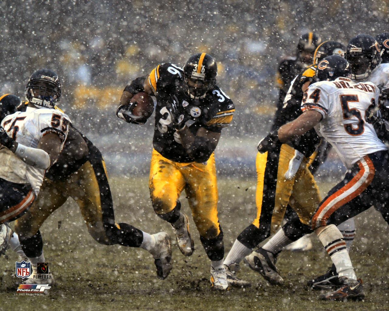 Jerome Bettis   Hall of Famer Plus Super Bowl XLIX 1280x1024