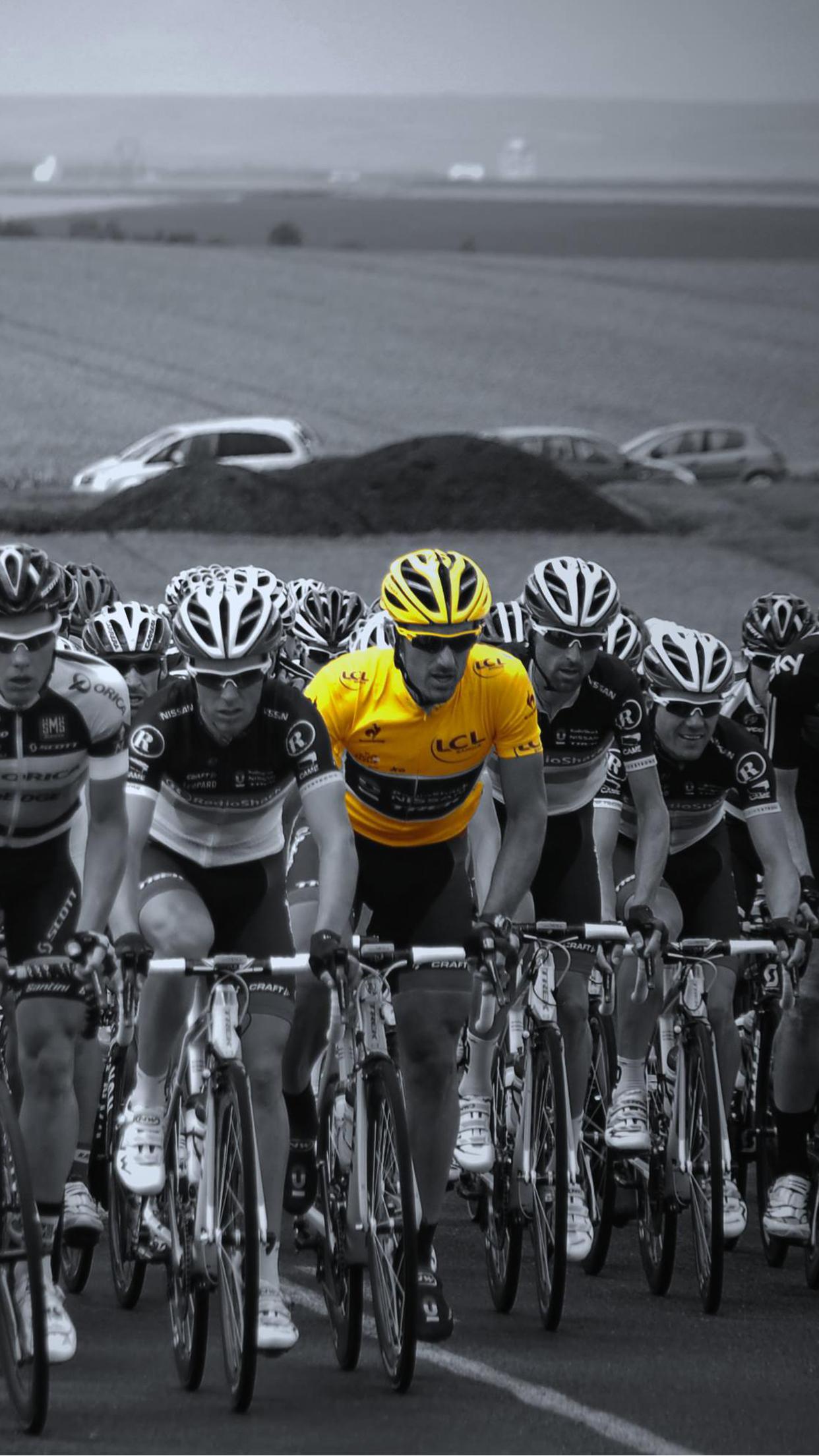 Wallpaper HD iPhone X 8 7 6   Tour de France 2012 1242x2208