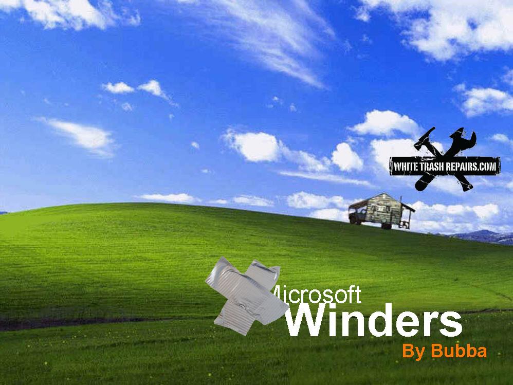 FREE Winders Wallpaper WhiteTrashRepairscom 998x749