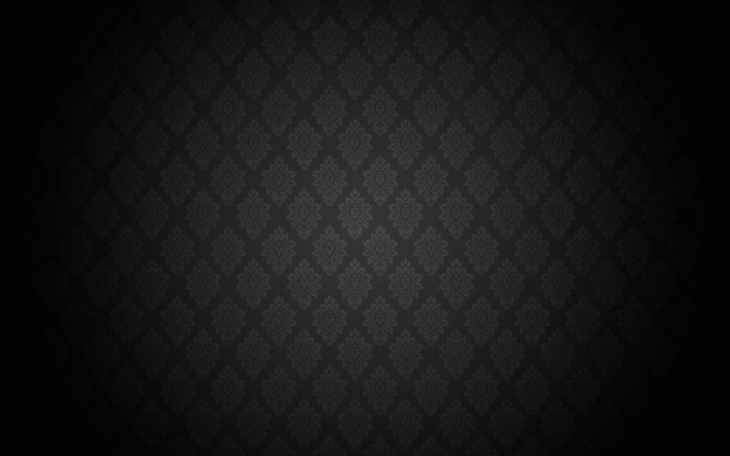 Black and White Pattern Background HD wallpaper background