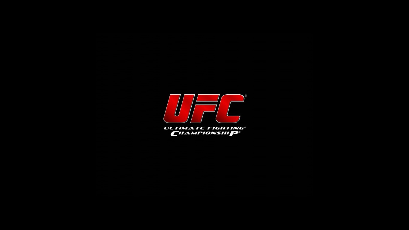 UFC Logo   1366x768   46227 1366x768