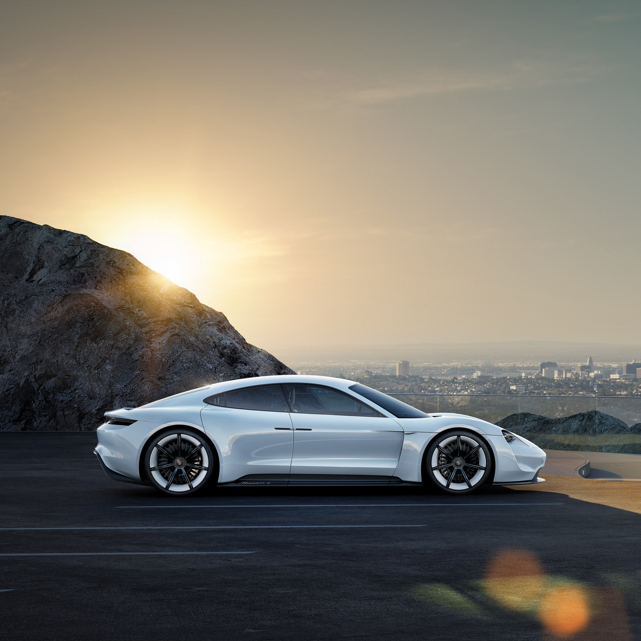 Tribute to tomorrow Porsche Concept Study Mission E Dr Ing 2048x2048