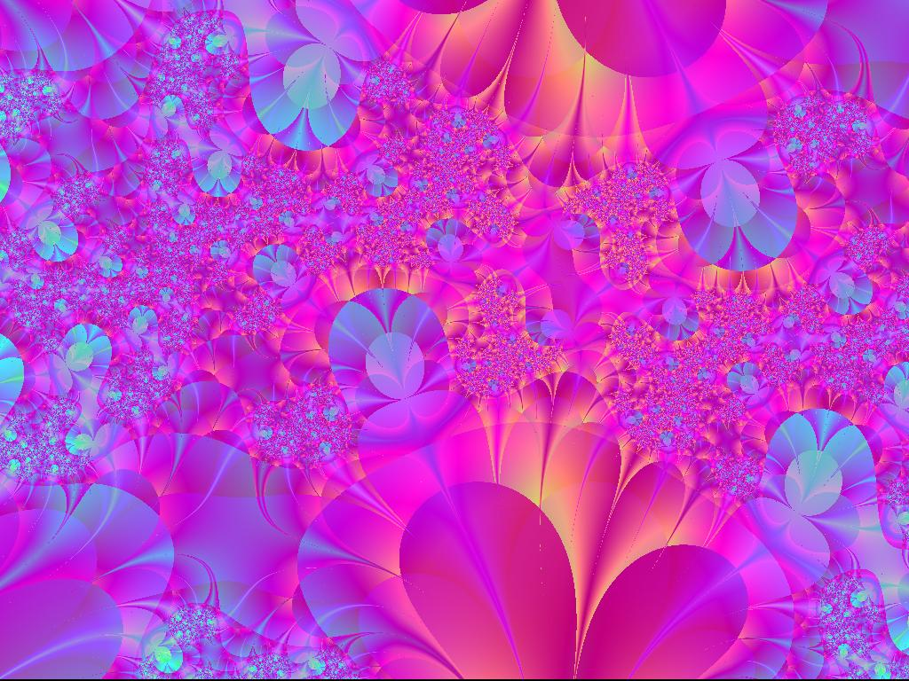 44 Wallpaper Pink And Blue Flowers On Wallpapersafari