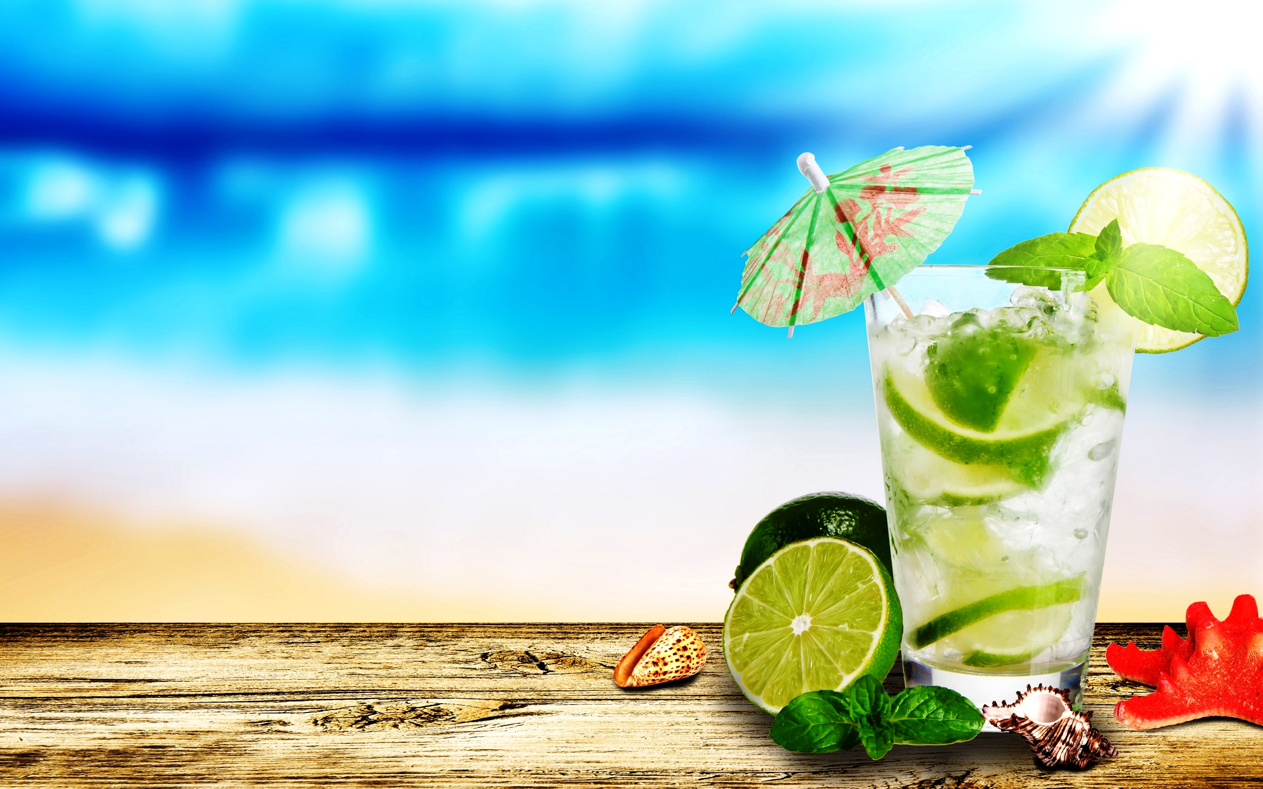 Summer Screensavers And Wallpaper Cocktail photos of 2560x1600