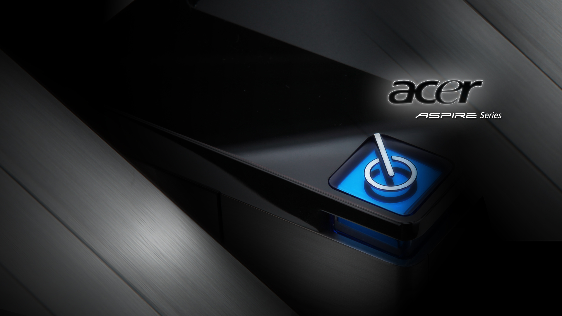 1920x1080 Acer Aspire Blue desktop PC and Mac wallpaper 1920x1080