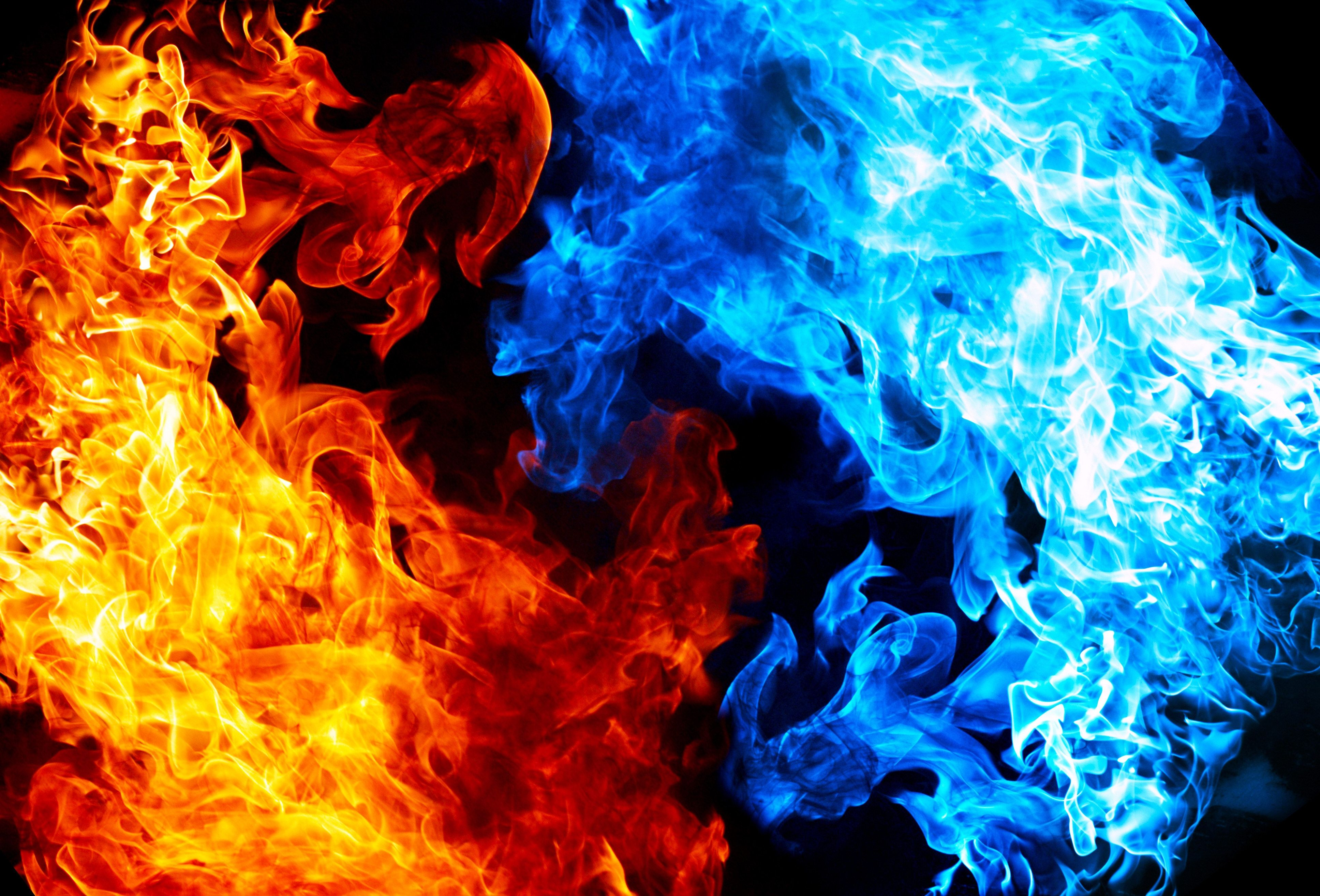 Blue Fire Flames White Background Blue Flames Bl comart in 2019 3871x2628