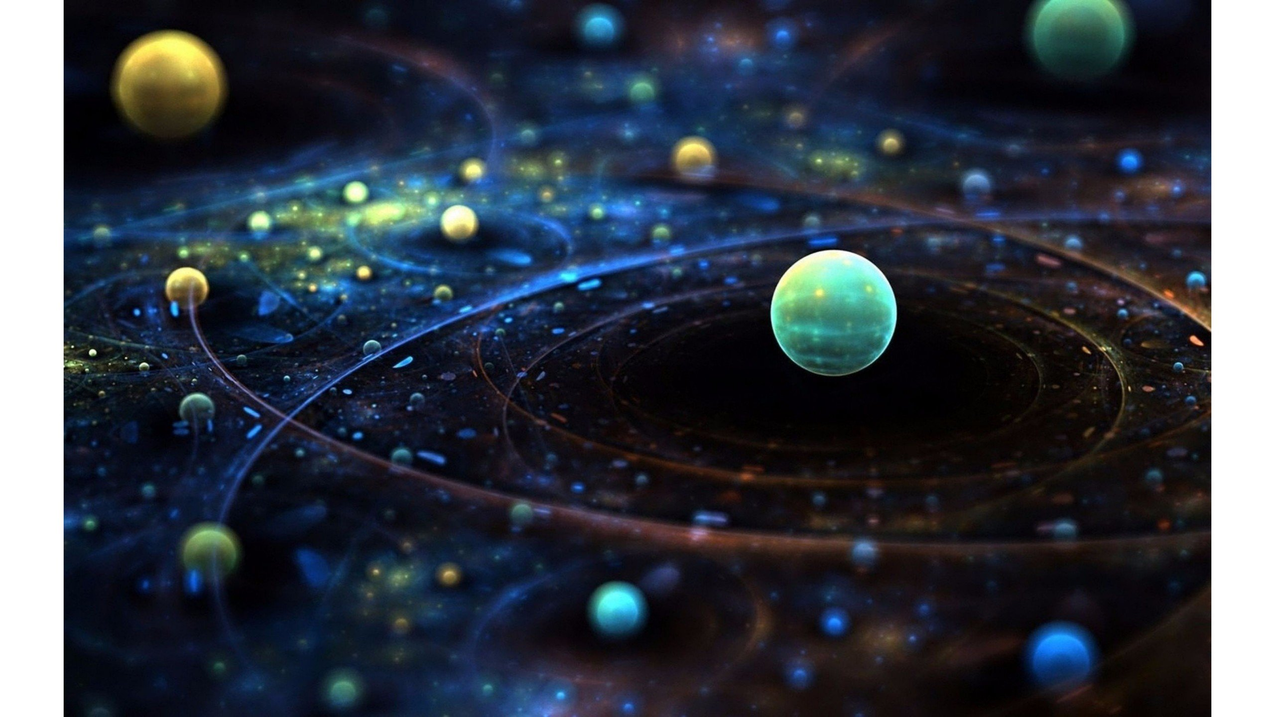 3d Space Background Wallpaper: 2560x1440px 3d Background Pictures