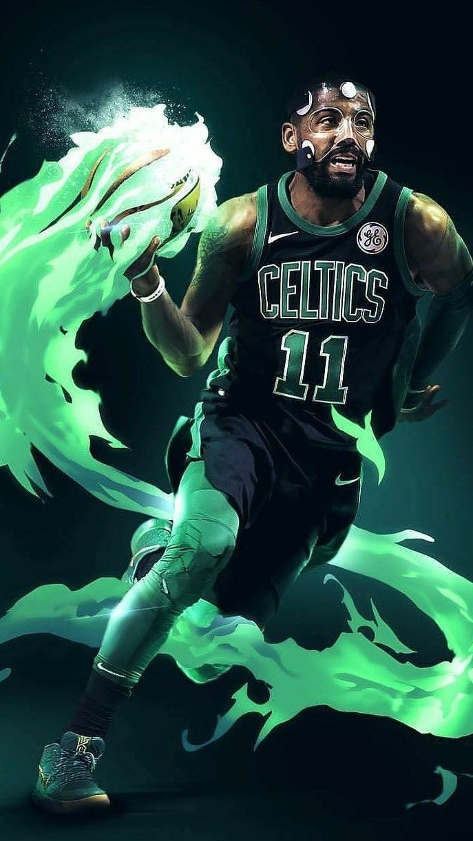 KYRIE IRVING WALLPAPER BOSTON CELTICS Irving wallpapers Kyrie 687x1221
