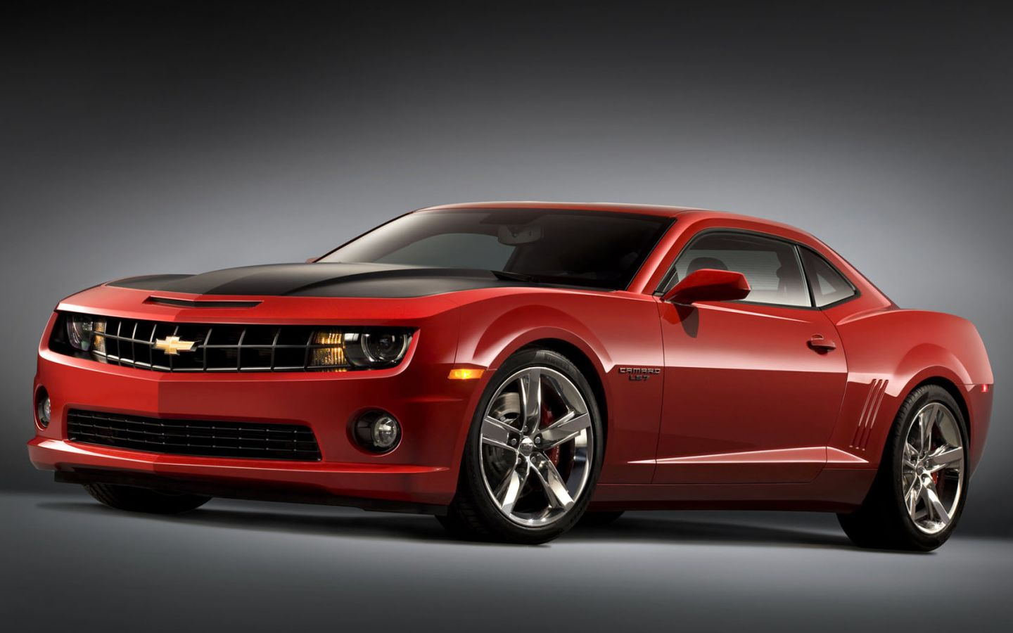 Chevy camaro hd wallpapers Chevrolet Camaro SS 1440x900