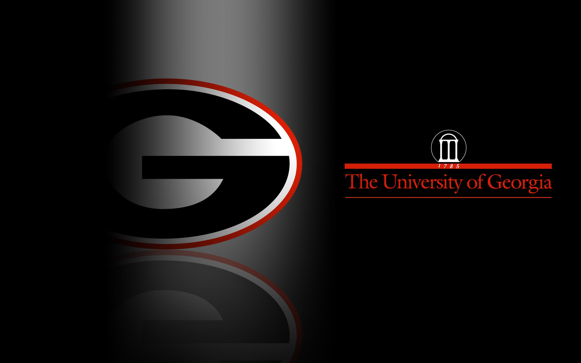 Georgia Bulldog Wallpapers Browser Themes More 1920x1200