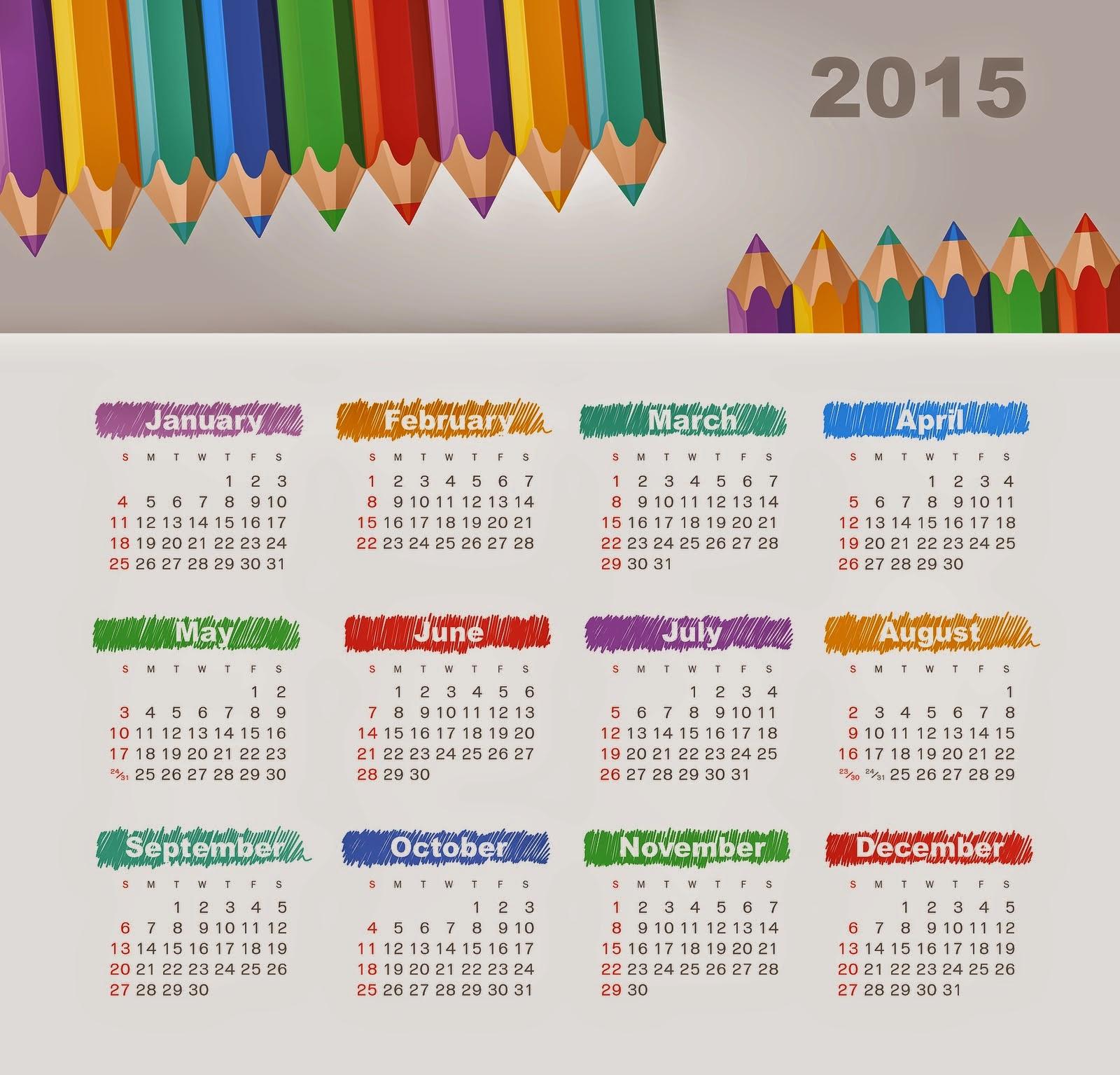 Desktop Calendars 2016 Screen Saver Calendar Template 2016 1600x1535