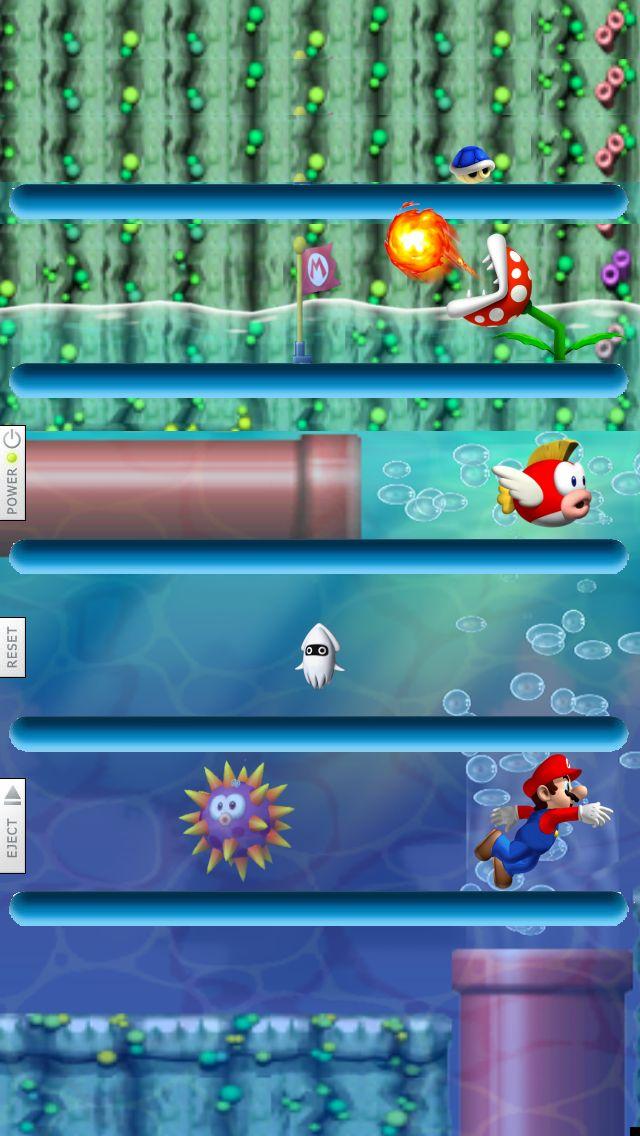 mario iphone 6 wallpaper wallpapersafari