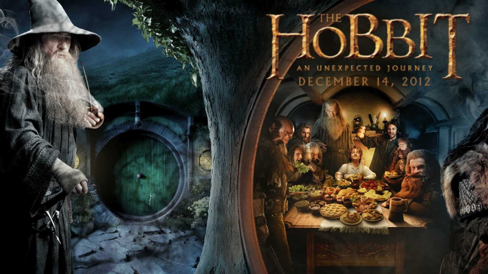 the hobbit scroll 1600x900