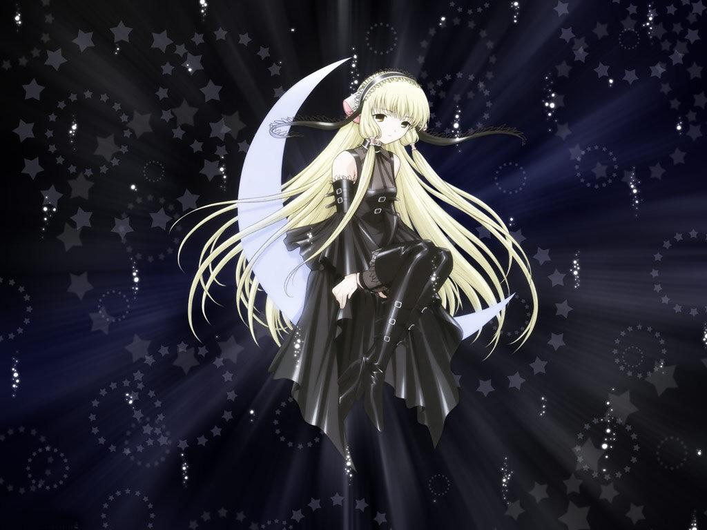 Dark Anime Wallpaper HD - WallpaperSafari