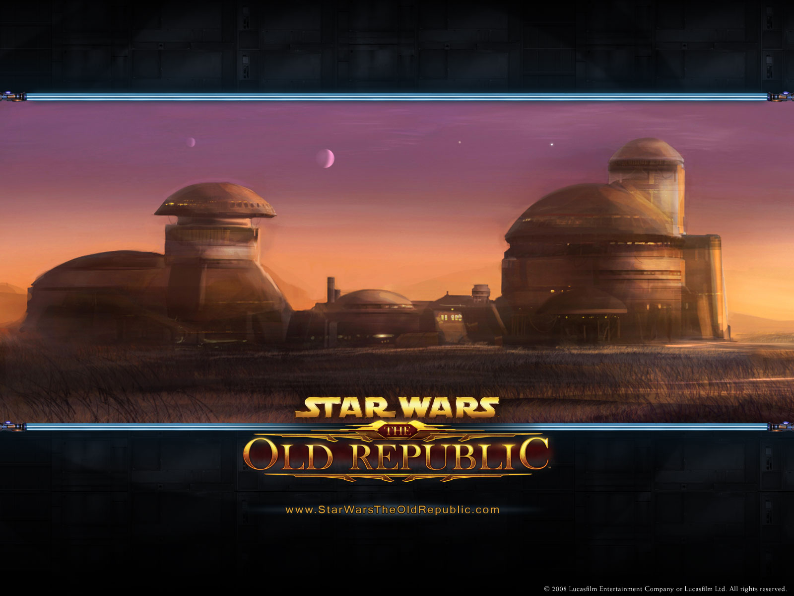 Star Wars The Old Republic Wallpaper Collection II HD 1600x1200
