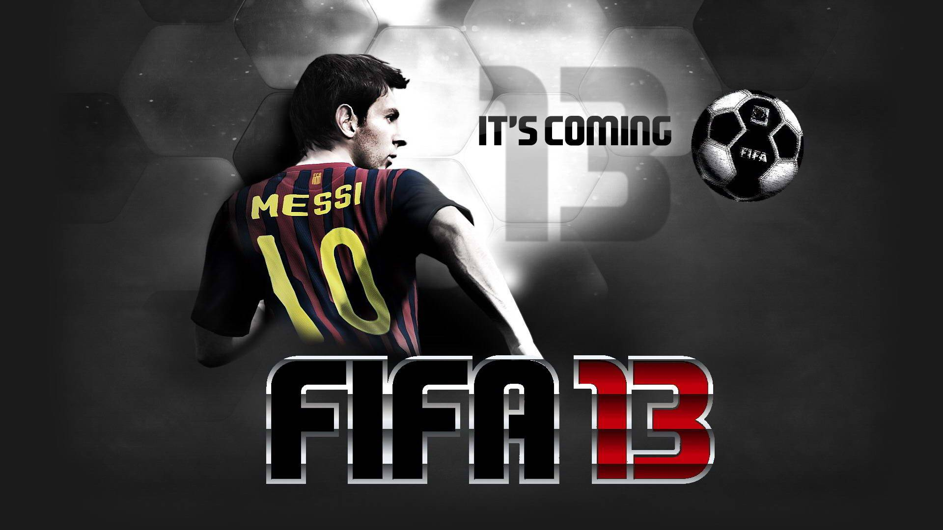 FIFA 13 Wallpapers in HD GamingBoltcom Video Game News Reviews 1920x1080