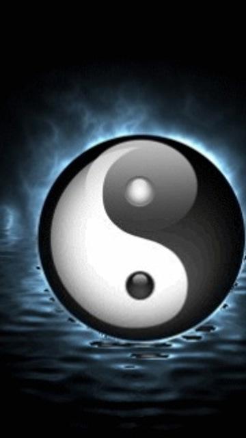 ying yang wallpaper   wwwhigh definition wallpapercom 360x640