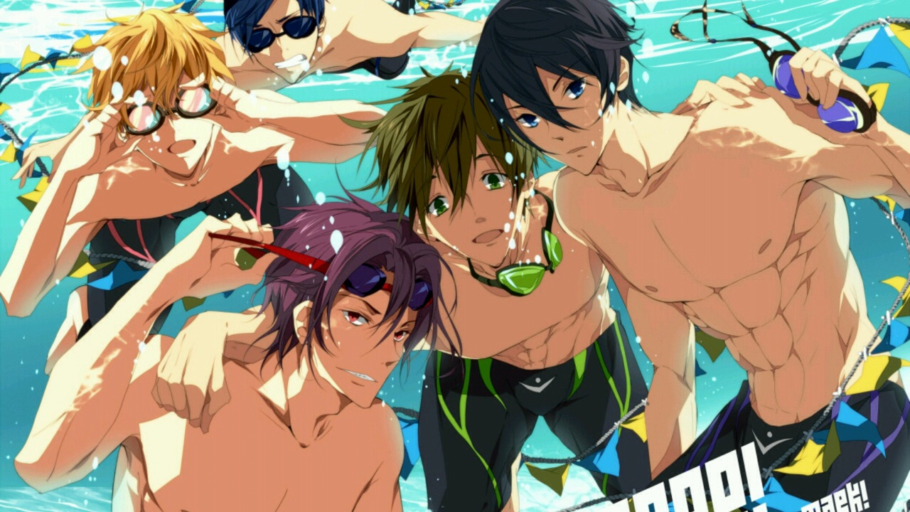 Free Download The Guys From Anime Photo 36396329 1280x720 For