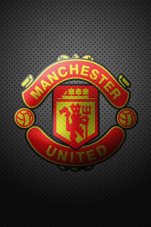 Good Manchester United Iphone Wallpaper Wallpapersafari Man U 640x960
